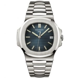 Replica Patek Philippe Nautilus Steel Blue 5711/1A-010 Watch
