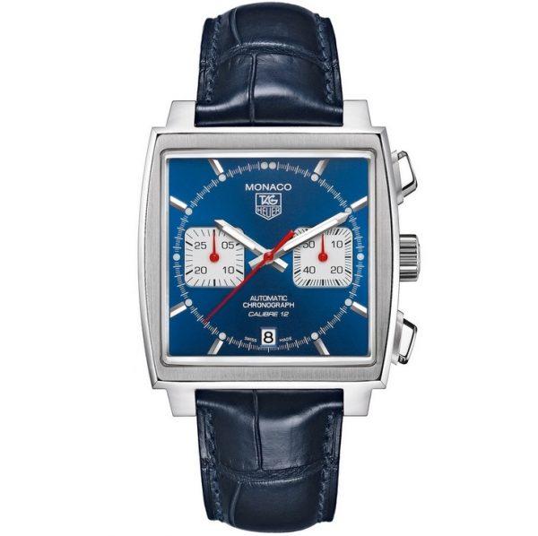 TAG Heuer Monaco Calibre 12 Steve McQueen Watch CAW2111.FC6183