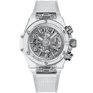 Replica Hublot Big Bang Unico Sapphire Watch 411.JX.4802.RT