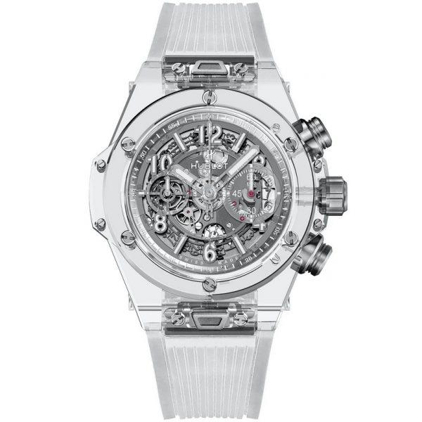 Hublot Big Bang Unico Sapphire Watch 411.JX.4802.RT