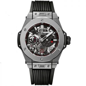 Replica Hublot Big Bang Meca-10 Titanium Watch 414.NI.1123.RX