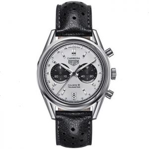Replica TAG Heuer Carrera Calibre 18 Telemeter Chronograph CAR221A.FC6353