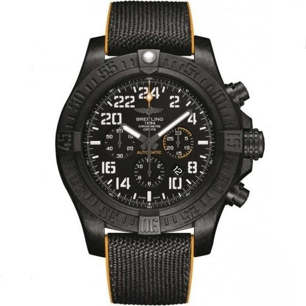 Breitling Avenger Hurricane 24h 50mm Watch XB1210E4.BE89.257S.X20D.4