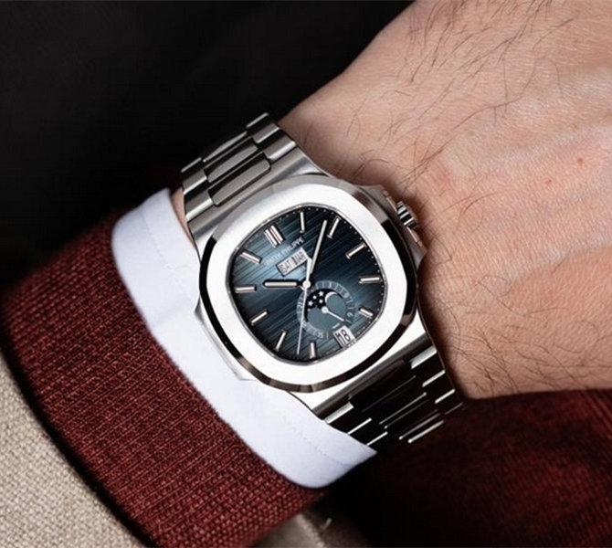 Best Replica Watch - Patek Philippe Nautilus Annual Calendar 5726/1A