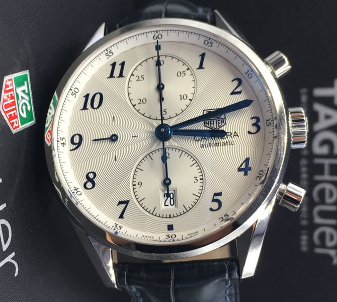 Best Replica Watch – TAG Heuer Carrera Calibre 16 Heritage Chronograph