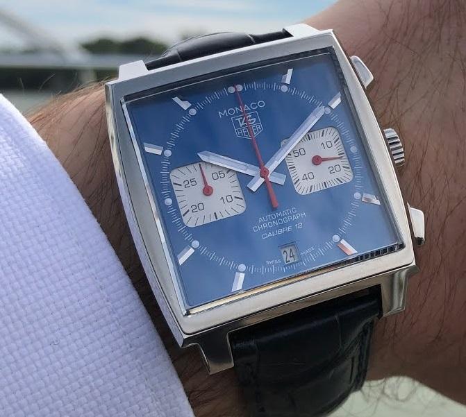 Best Replica Watch – TAG Heuer Monaco Calibre 12 Steve McQueen