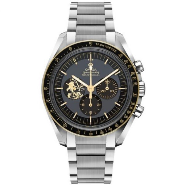 Omega Speedmaster Apollo 11 50th Anniversary Limited Edition Watch 310.20.42.50.01.001