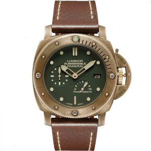 Replica Panerai Luminor Submersible Bronzo PAM00507 Watch