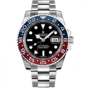 Replica Rolex GMT-Master II Pepsi Watch 116719BLRO