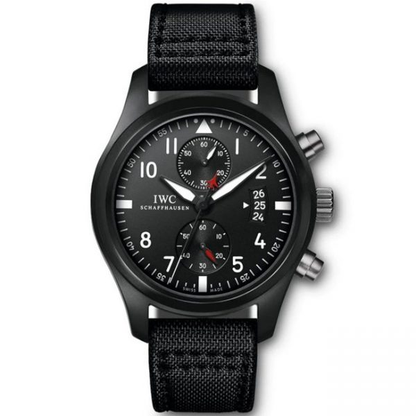 IWC Pilot's Chronograph TOP GUN Black IW388001