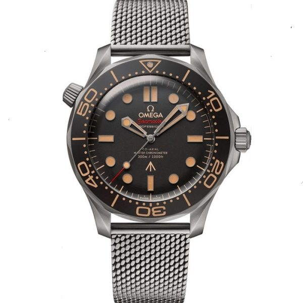 Omega Seamaster 300M No Time To Die 210.90.42.20.01.001 Watch