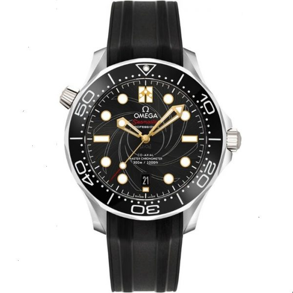 Omega Seamaster 300M James Bond 50 Years of On Her Majesty's Secret Service 210.22.42.20.01.004 Watch