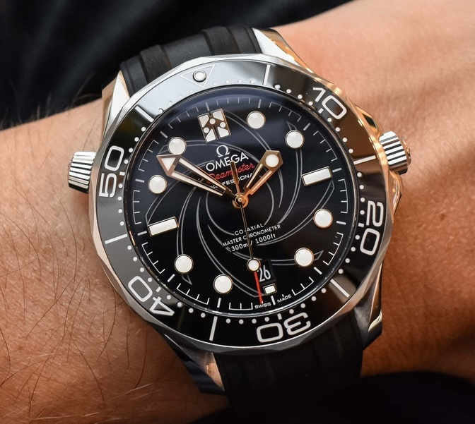 Replica Omega Seamaster 300M James Bond 50 Years of On Her Majesty's Secret Service 210.22.42.20.01.004 Watch