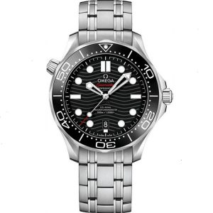 Replica Omega Seamaster Diver 300m Black 42mm 210.30.42.20.01.001 Watch