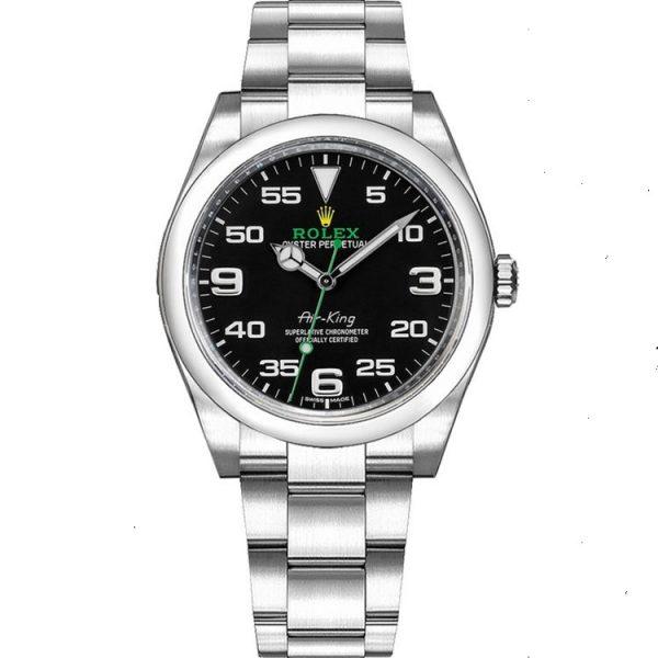 Rolex Air-King 116900 Black Dial Watch