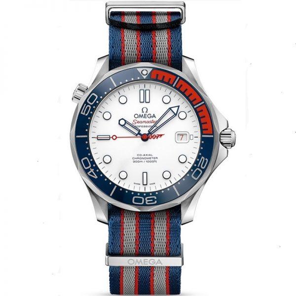 Omega Seamaster 300M Commander James Bond 212.32.41.20.04.001 Watch