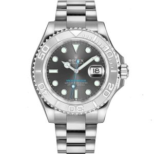 Replica Rolex Yacht-Master 40 Grey Dial 126622 Watch