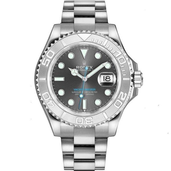 Rolex Yacht-Master 40 Grey Dial 126622 Watch