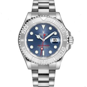 Replica Rolex Yacht-Master 40 Blue Dial 126622 Watch