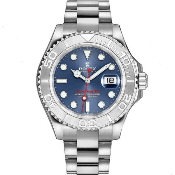 Rolex Yacht-Master 40 Blue Dial 126622 Watch