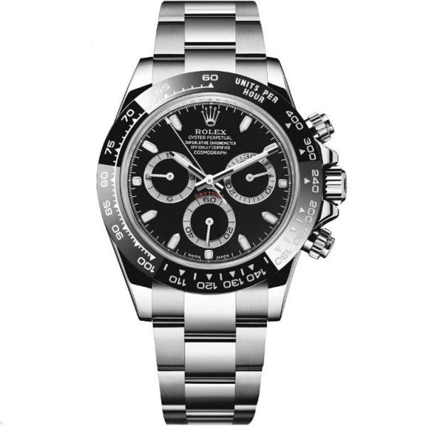 Rolex Daytona Black Dial 116500LN Watch