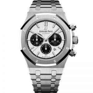 Replica Audemars Piguet Royal Oak Chronograph Panda Dial 26331ST.OO.1220ST.03 Watch