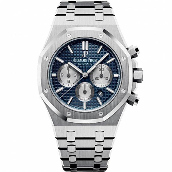 Audemars Piguet Royal Oak Chronograph Blue Dial 26331ST.OO.1220ST.01 Watch