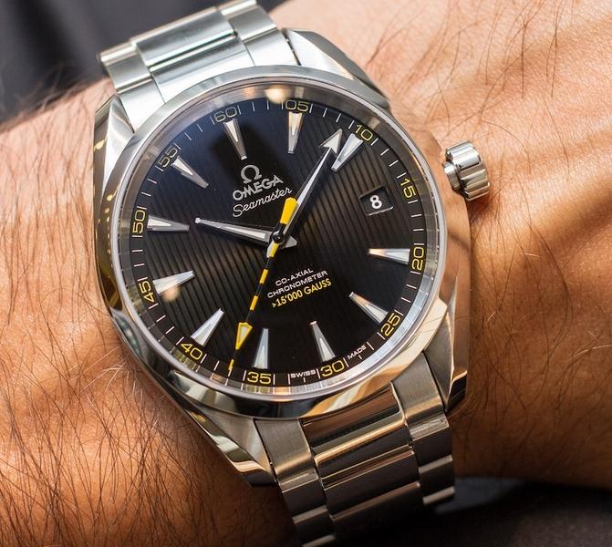 Replica Omega Seamaster Aqua Terra 150M > 15000 Gauss Watch