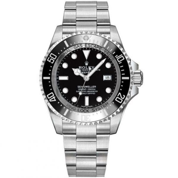 Rolex Sea Dweller Deepsea Black Dial 116660 Watch