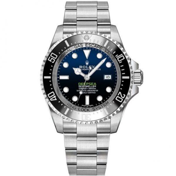Rolex Sea Dweller Deepsea D-Blue Dial James Cameron Watch