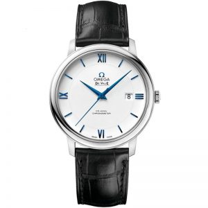 Replica Omega De Ville Prestige White Dial Watch 424.53.40.20.04.001