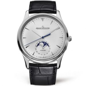 Replica Jaeger-LeCoultre Master Ultra Thin Moon Steel Silver 1368420 Watch