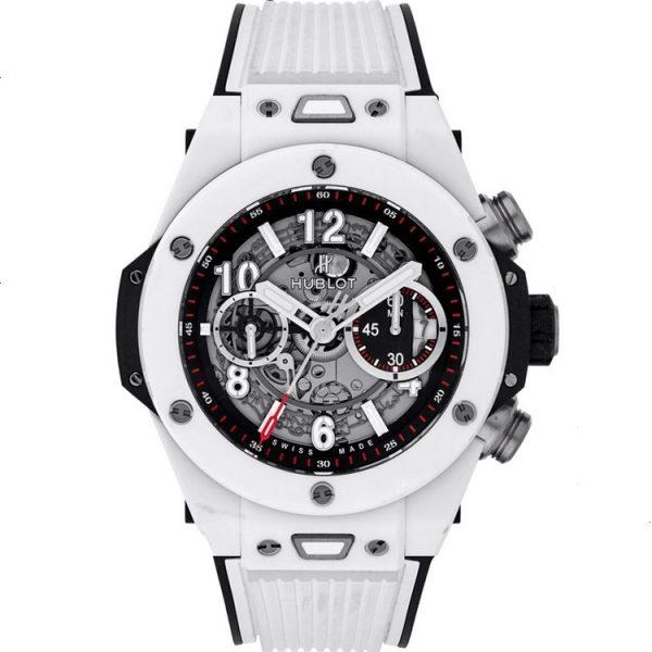 Hublot Big Bang Unico White Ceramic 411.HX.1170.RX Watch