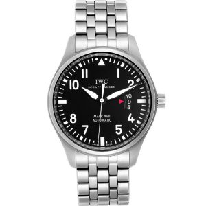 Replica IWC Pilot's Mark XVII Steel IW326504 Watch