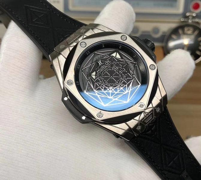 Replica Hublot Big Bang Sang Bleu 415.NX.1112.VR.MXM16