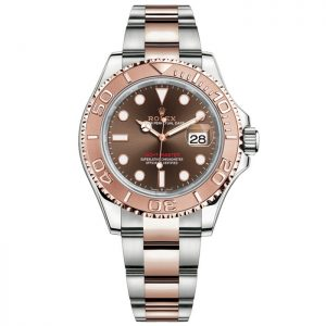 Replica Rolex Yacht-Master 40mm Chocolate Dial 126621 Watch
