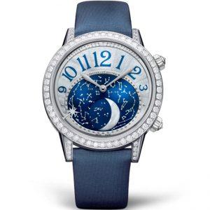 Replica Jaeger-LeCoultre Rendez-Vous Moon Serenity Diamonds Ladies 3523490 Watch