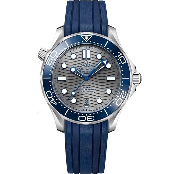 Omega Seamaster Diver 300m Grey 42mm 210.32.42.20.06.001 Watch