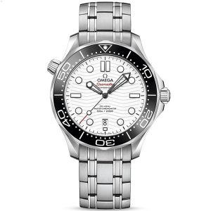 Replica Omega Seamaster Diver 300m White 42mm 210.30.42.20.04.001 Watch