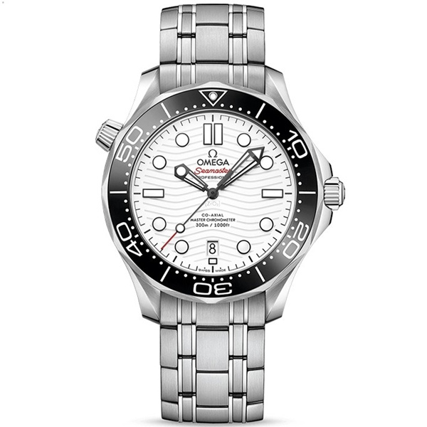 Omega Seamaster Diver 300m White 42mm 210.30.42.20.04.001 Watch