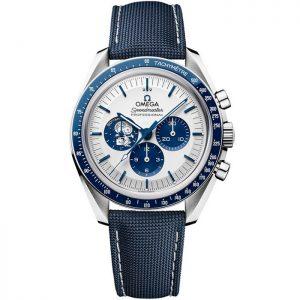 Replica Omega Speedmaster Professional Apollo 13 50th Anniversary Silver Snoopy Award Watch 310.32.42.50.02.001