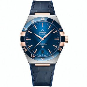 Replica Omega Constellation Master Chronometer 41mm Blue Dial 131.23.41.21.03.001 Watch