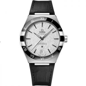 Replica Omega Constellation Master Chronometer 41mm Grey Dial 131.33.41.21.06.001 Watch