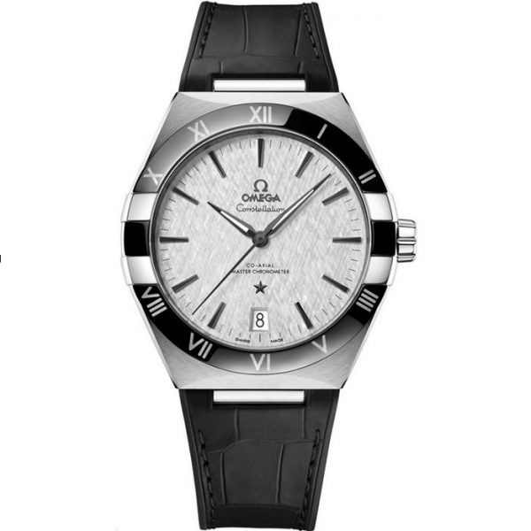 Omega Constellation Master Chronometer 41mm Grey Dial 131.33.41.21.06.001 Watch