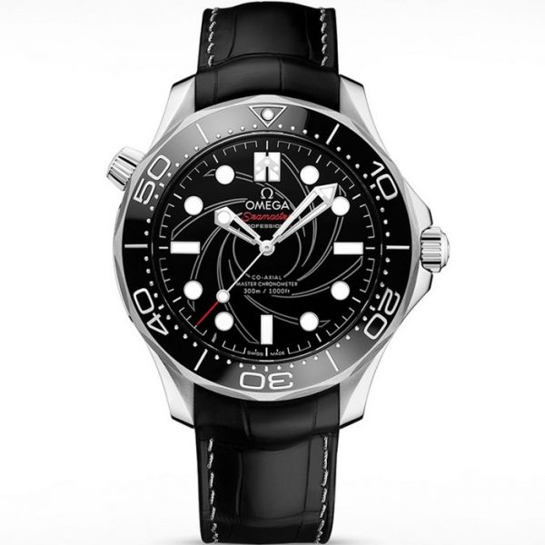 Omega Seamaster James Bond Numbered Edition 210.93.42.20.01.001 Watch