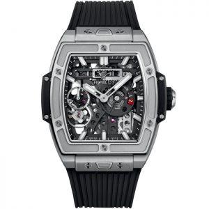 Replica Hublot Spirit Of Big Bang MECA-10 Titanium 614.NX.1170.RX Watch