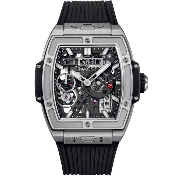 Hublot Spirit Of Big Bang MECA-10 Titanium 614.NX.1170.RX Watch