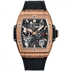 Replica Hublot Spirit Of Big Bang MECA-10 King Gold 614.OX.1180.RX Watch