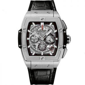 Replica Hublot Spirit Of Big Bang 42mm Titanium 641.NX.0173.LR Watch