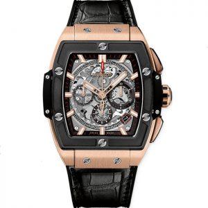 Replica Hublot Spirit Of Big Bang 42mm Rose Gold 641.OM.0183.LR Watch